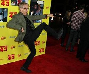Andy Dick, demoing his dancing moves?