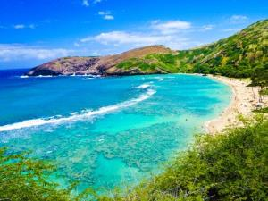 Hawaii is tops for overall well-being, a survey finds.