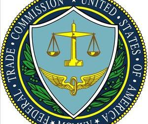 The official seal of the FTC.