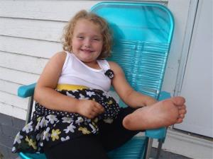 This undated image released by TLC shows Alana Thompson from the reality series Here Comes Honey Boo Boo.