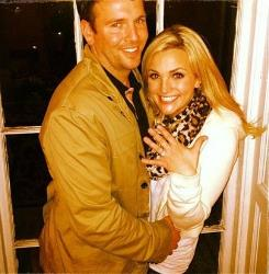 Jamie Lynn Spears and Jamie Watson.
