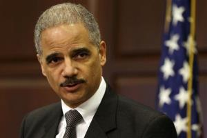 Attorney General Eric Holder in a file photo.