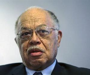 In this March 8, 2010 photo, Dr. Kermit Gosnell is seen during an interview with the Philadelphia Daily News at his attorney's office in Philadelphia.