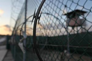 The Guantanamo detention facility from  May 13, 2009.