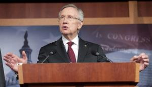 Senate Majority Leader Harry Reid, D-Nev., in a file photo.