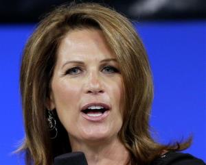 In this Aug. 26, 2012 file photo, Rep Michele Bachman, R-Minn. speaks in Tampa, Fla.