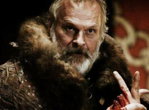 Clive Mantle as Lord Greatjon Umber in Game of Thrones.