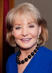 In this Friday, Nov. 13, 2009 photo released by ABC, ABC's Barbara Walters is seen at a New York City hotel. Walters announced Monday, May 10, 2010 that she will have surgery later this week to replace a faulty heart valve. The television legend made the announcement Monday on ABC's...