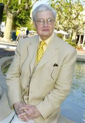 Roger Ebert in 2004.