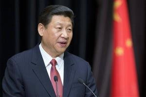 Chinese President Xi Jinping addresses students in Moscow last month.