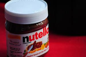 Yes, that's Nutella.