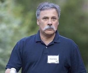 In this July 9, 2009 file photo, Chase Carey, News Corp. president and chief operating officer, walks to a morning session at the annual Allen & Co.'s media summit in Sun Valley, Idaho.