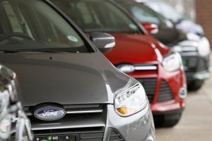No. 1 best-seller: Ford Focus.