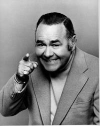 This undated file image shows comedian and actor Jonathan Winters.