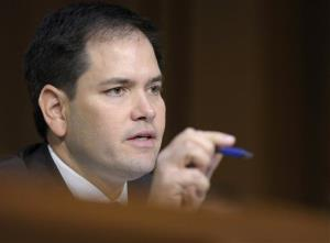 Sen. Marco Rubio appeared on seven talk shows this morning.