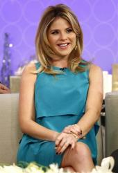 Jenna Bush Hager , 31 is a contributing correspondent on the Today show.