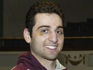 This Feb. 17, 2010, photo, shows Tamerlan Tsarnaev.