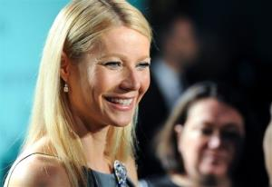 Gwyneth Paltrow attends the Tiffany & Co. Blue Book Ball at Rockefeller Center on Thursday April 18, 2013 in New York.