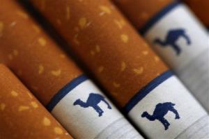 Camel cigarettes.