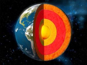 New research indicates the Earth's core is hotter than previously thought.