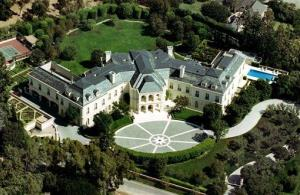 Petra Ecclestone's Los Angeles home, the former Spelling Mansion: $85 million