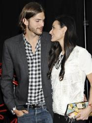 It took Ashton Kutcher more than a year after their split to finally file for divorce from Demi Moore, and almost five months later, they're still officially married. Their latest hangup? An eight-figure venture capital fund co-founded by Kutcher. E! rounds up five more ex-couples who aren't, technically, exes quite...
