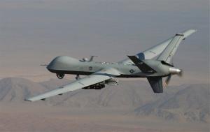 An MQ-9 Reaper.