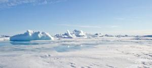 Panorama of the Geographic North Pole