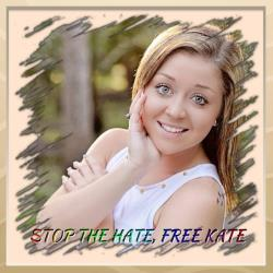 An image from the 'Free Kate' Facebook group.