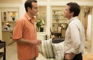 This undated publicity photo released by Netflix shows Will Arnett, left, and Jason Bateman in a scene from Arrested Development, premiering May 26, 2013 on Netflix.