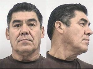 This May 22, 2013 photo provided by the Colorado Springs, Colo., Police Department shows Miguel Sanchez.