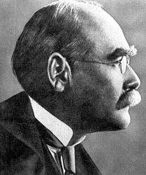 Rudyard Kipling admitted to likely lifting portions of 'The Jungle Book.'