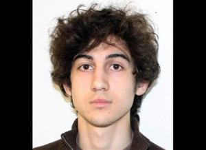 Dzhokhar Tsarnaev in a file photo.