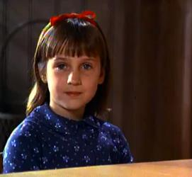 Mara Wilson played Matilda in 'Matilda.'