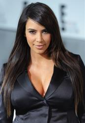 Kim Kardashian attends the E! Network 2013 Upfront at the Manhattan Center on Monday April 22, 2013 in New York.