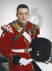 Lee Rigby, a serving member of the armed forces who was attacked and killed by two men in the Woolwich area of London.