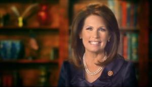 Congresswoman Michele Bachmann, the staunchly conservative who once called Barack Obama anti-American, said Wednesday, May 29, 2013 she will not seek re-election in the House.