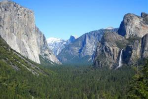There are around a dozen deaths in Yosemite every year.