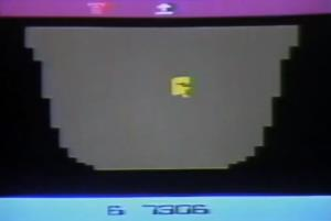 A screen grab from YouTube video of the game.