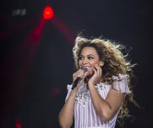 This May 17, 2013 file photo released by Parkwood Entertainment shows singer Beyonce performing during her Mrs. Carter Show World Tour 2013, in Zurich, Switzerland.
