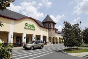 This May 19 file photo shows the Publix supermarket in Zephyrhills, Fla., where the winning ticket was sold.