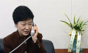 South Korean President Park Geun-hye can get Barack Obama on the phone—but not Kim Jong Un.