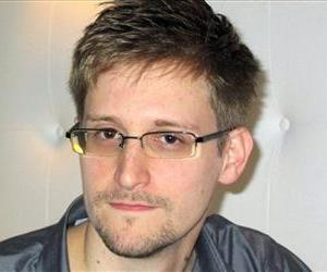 This image made available by The Guardian Newspaper in London shows an undated image of Edward Snowden, 29.