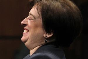 Justice Elena Kagan.