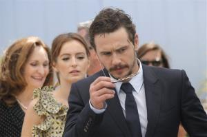Director James Franco arrives for a photo call for the film As I Lay Dying at the 66th international film festival, in Cannes, southern France, Monday, May 20, 2013.
