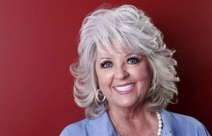 Paula Deen poses for a portrait in New York last year.