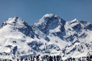Utah mountains.