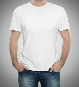 Guys, You're 12% Hotter in a Plain White T