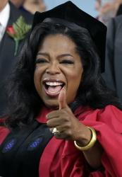 Oprah Winfrey has been out of the top spot on Forbes' annual list of the 100 most powerful celebrities for two years now (she lost out to Jennifer Lopez last year and Lady Gaga the year before), but she's back at No. 1 this year. She's not the top earner...