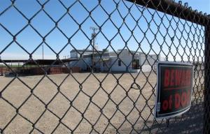 This April 15, 2013 file photo shows Valley Meat Co., which has  been sitting idle for more than a year, waiting for the Department of Agriculture to approve its plans to slaughter horses.